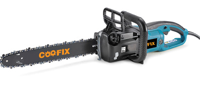 coofix chainsaw garden tools electric chain saw wood cutting machine big power domestic multi-function