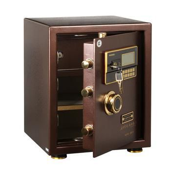 The safe is customizable