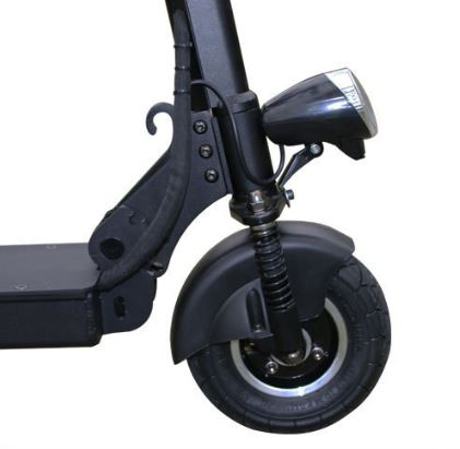 8 inch folding electric scooter with seat