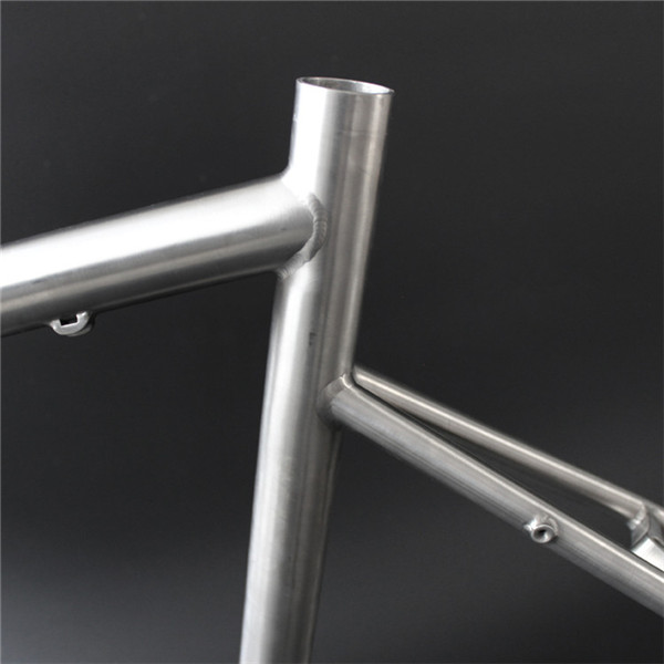 Comeplay Cheap Titanium Racing BMX Bike Frame Ti BMX Bicycle Frame 451/20""