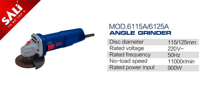 125mm Angle Grinder POWER TOOLS