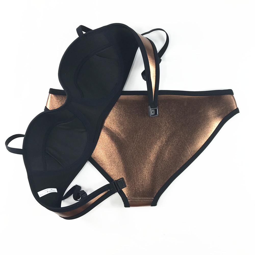 Summer Low Waist Sexy Bikini Set Winter Hot Spring Swimsuit Push Up Bikini Set Bathsuit Fashion Beach Swimwear