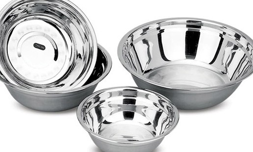 efgwear-resisting Stainless steel soup plateexquisite