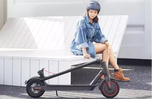 8.5 inch xiaomi M365 Pro electric scooter skateboard with seat