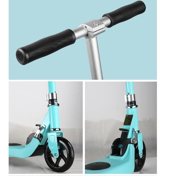 child 5 inch foldable electric scooter for kids
