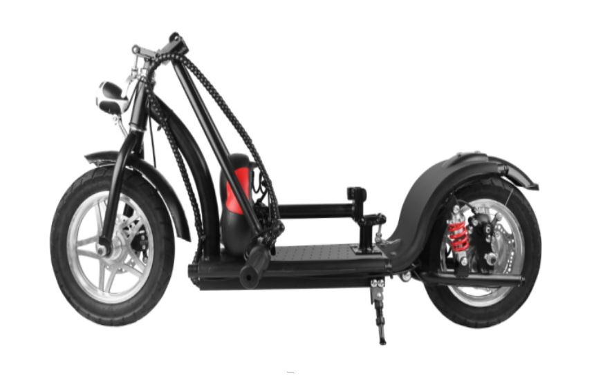12 inch folable mini harley electric scooter