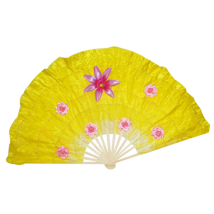 Chemical fiber fans can be customized