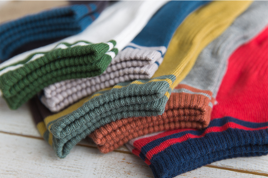 New Men's Coloured Cotton Socks, Boat Socks, Invisible Socks and Leisure Socks