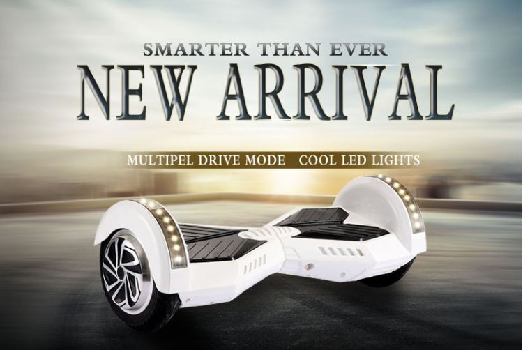 8 inch self balancing scooter hoverboard electric scooter