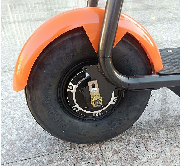 15 inch citycoco harley electric scooter 48V 500w