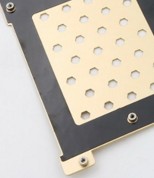 ok Backboard, function, used on the shunt plate, play a heat transfer function, can be customized