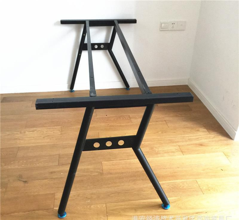 Iron table leg can be customized practicaldurablestrong
