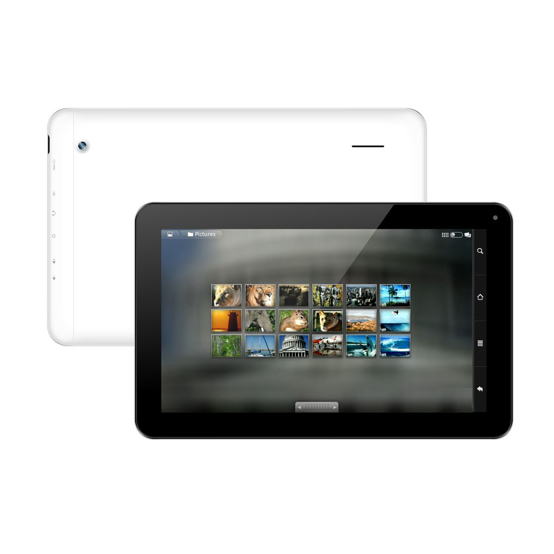 CAPIX 10.1nch 3G MTK MT8312CW Dual Core Tablet PC
