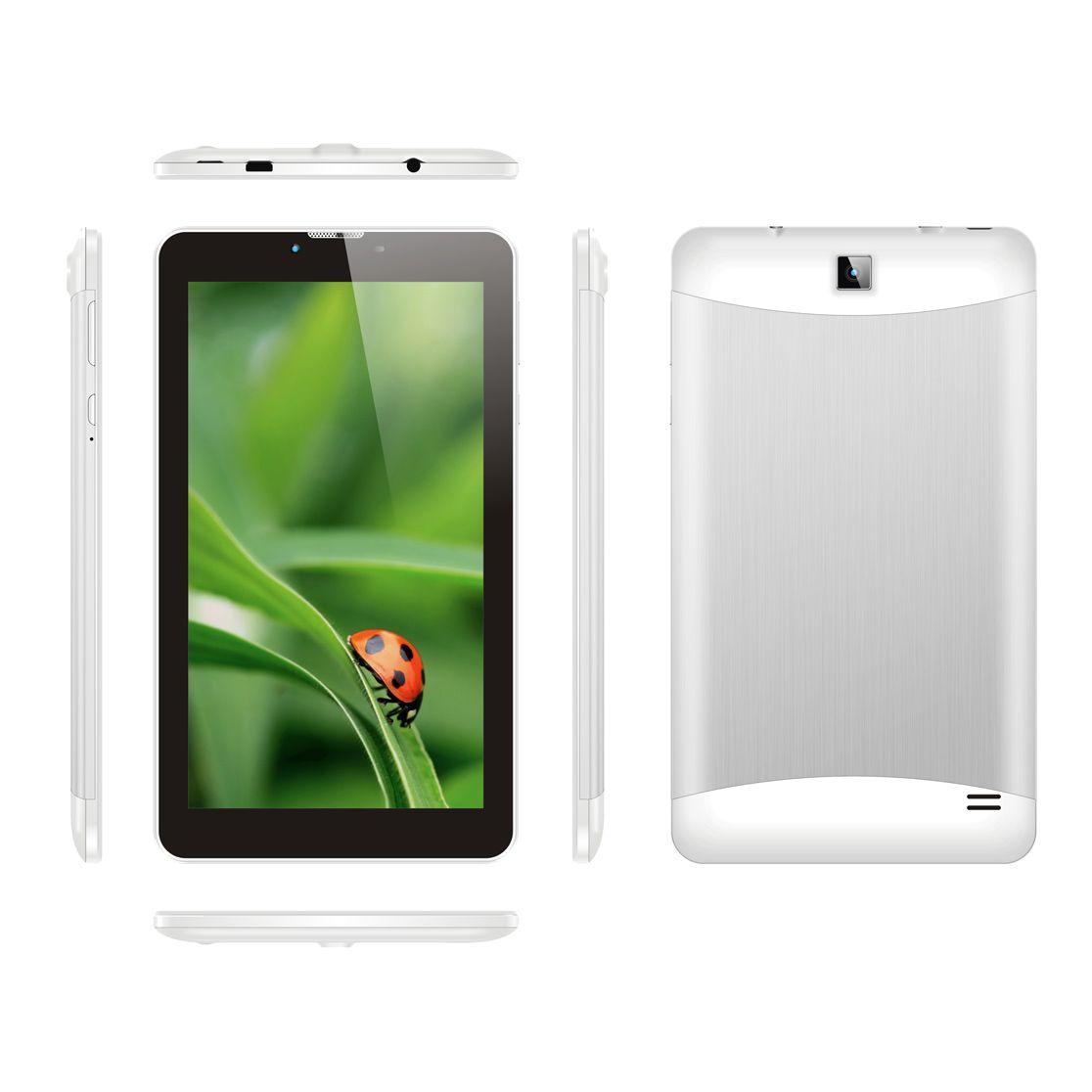 CAPIX 7inch 3G Intel SoFIA 3G-R Quad Core Tablet PC 64-bit