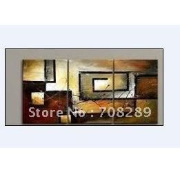 High quality home decorative painting oil paintings Modern absatract wall art canvas adornment pop gift new folk art A427