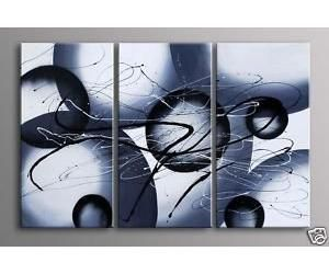 from artist YP129 Art handmade abstract oil painting on canvas modern 100% handmade original directly