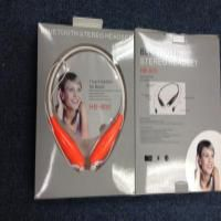 HV-800 hv800 hv 800 Wireless Bluetooth Stereo Headset Neckband Style Call Headphone For LG iphone5 5S S4