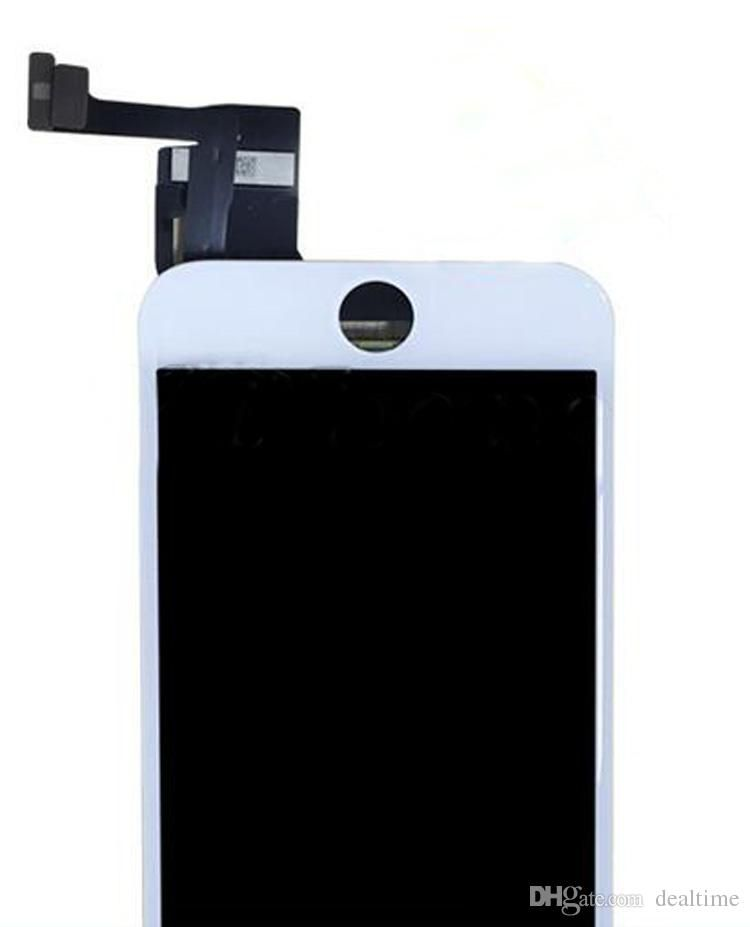 For iPhone 7 Grade A+++ LCD Screen Display Touch Screen Digitizer Panel Frame Assembly & Free DHL