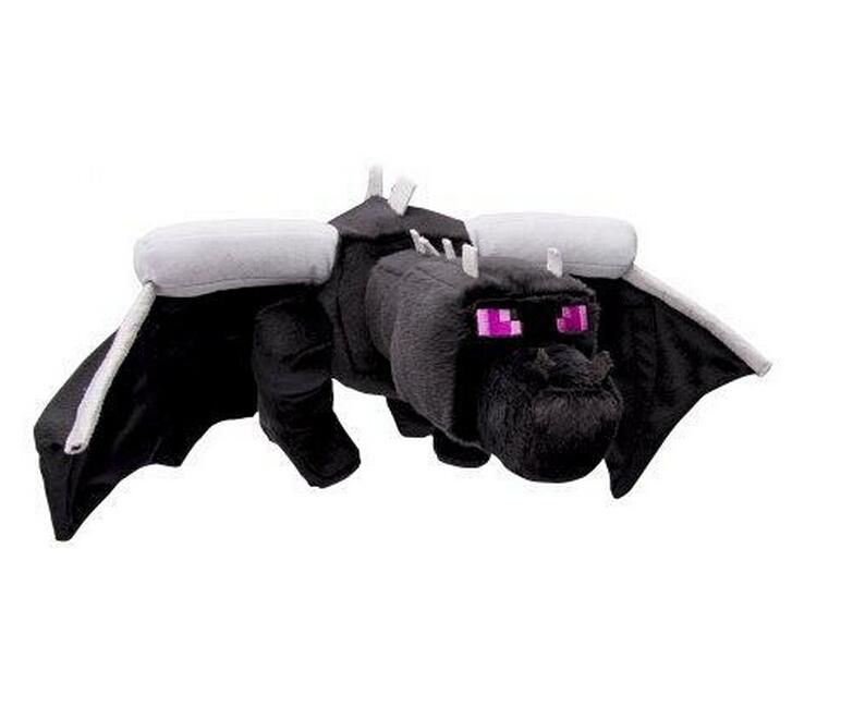 """Free shipping """"Hot-selling"""" Minecraft Enderdragon Plush toy 1pcs 24inch Official With Original Tag """"GREAT COLLECTION &GIFT"""" In Stock Same Da"""