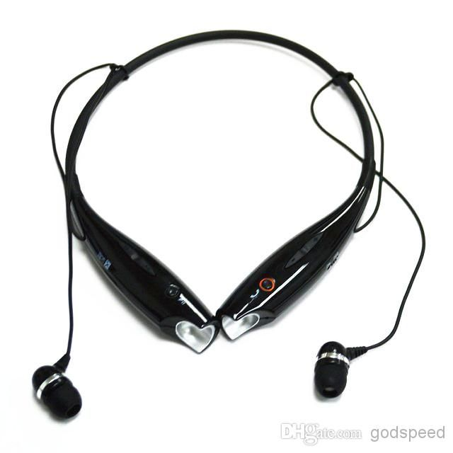 HBS 730 HBS730 HBS-730 Wireless Bluetooth Stereo Headset Earphone Music Sport Neckband HBS 730 for Cellphones iPhone LG Samsung