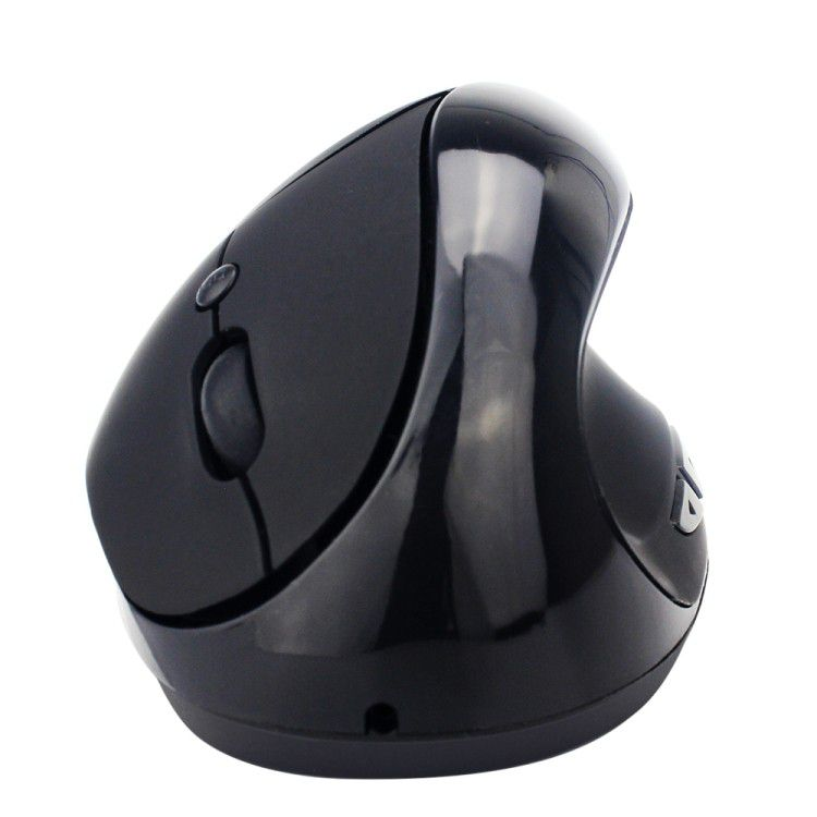 Optical Wireless Mouse Computer Accessories Wireless Fashion Gaming Ergonomic Design Optical Vertical 2400 DPI Mouse