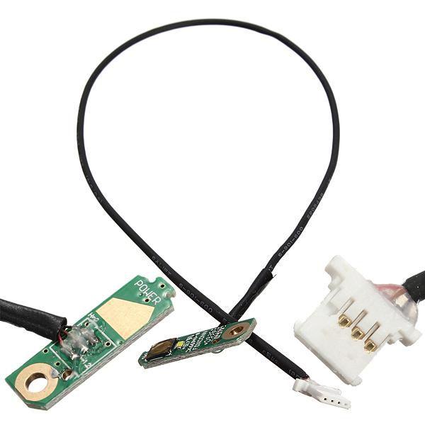 NEW for Dell Studio 1555 1557 1558 Power Button Board with Cable DD0FM8PB000