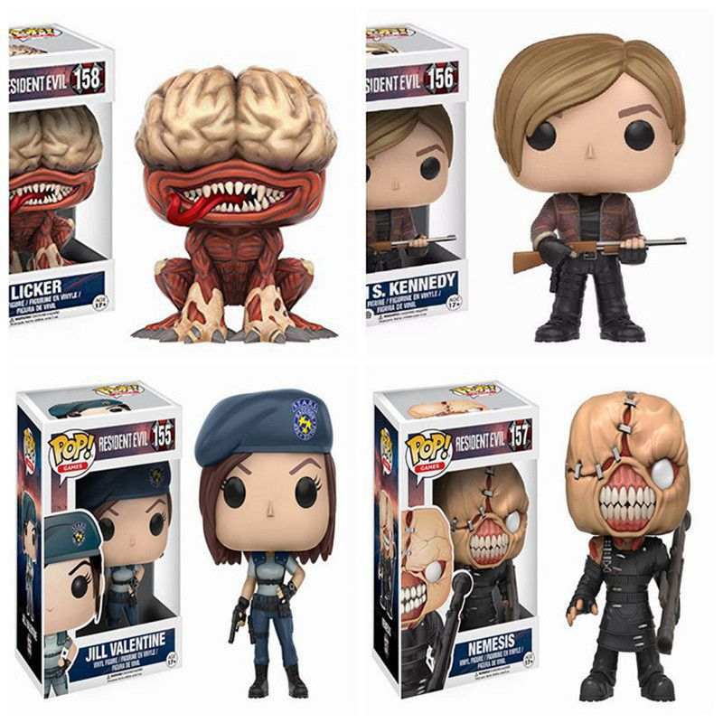 Resident Evil-Leon Kennedy Action Figure Funko POP Games