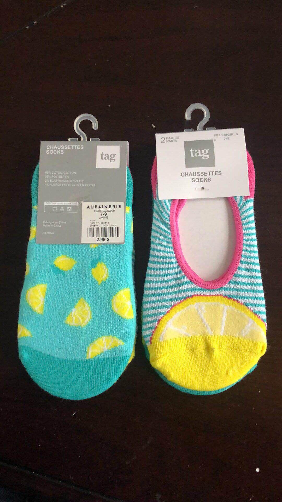 Autumn and winter new Japanese women's socks boat socks ladies cotton socks