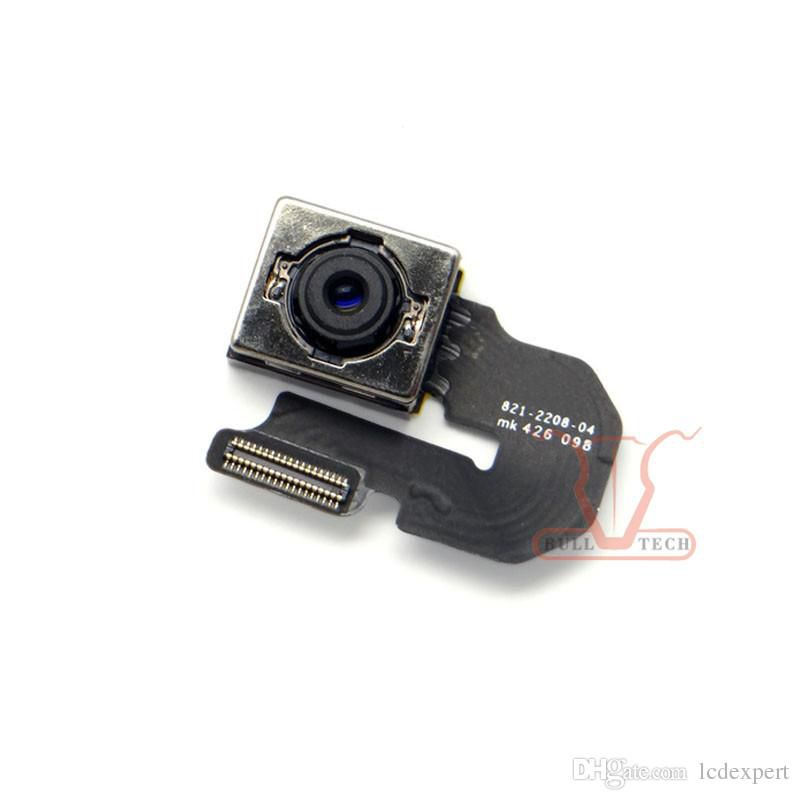Genuine Rear Back Camera Cam Ribbon Lens Flex Cable Cameras Module Spare Part Replacement For iPhone 6 Plus 6plus 5.5 inch