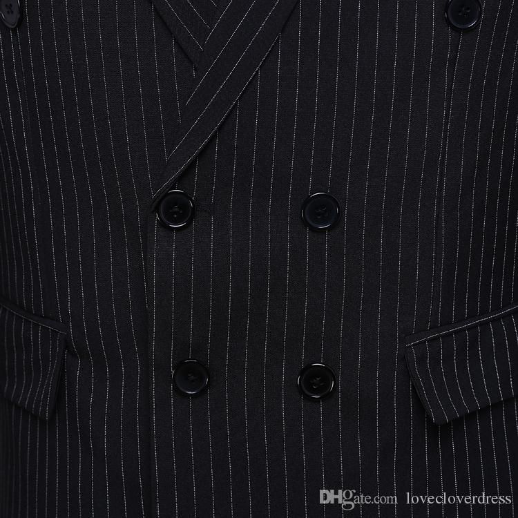 Groom Tuxedos Light Grey Groomsmen S-XXL Side Vent Best Man Suit Wedding/Men Suits Bridegroom (Jacket+Pants+Tie+Vest)