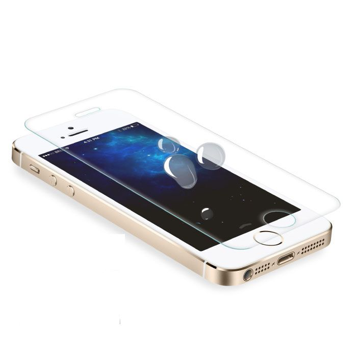 9H Hardness Explosion Proof Real Premium Tempered Glass Screen Protector Protective Film Guard For iPhone 4 4G 4S MIxed model MOQ:1000pcs