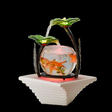 Aquarium water cabinet