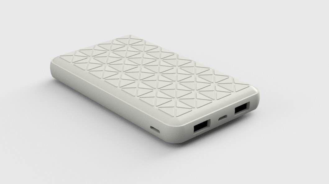 Ultra thin slim High Grade Polymer Powerbank 10000mah Ultrathin power bank for mobile phone Tablet PC External battery