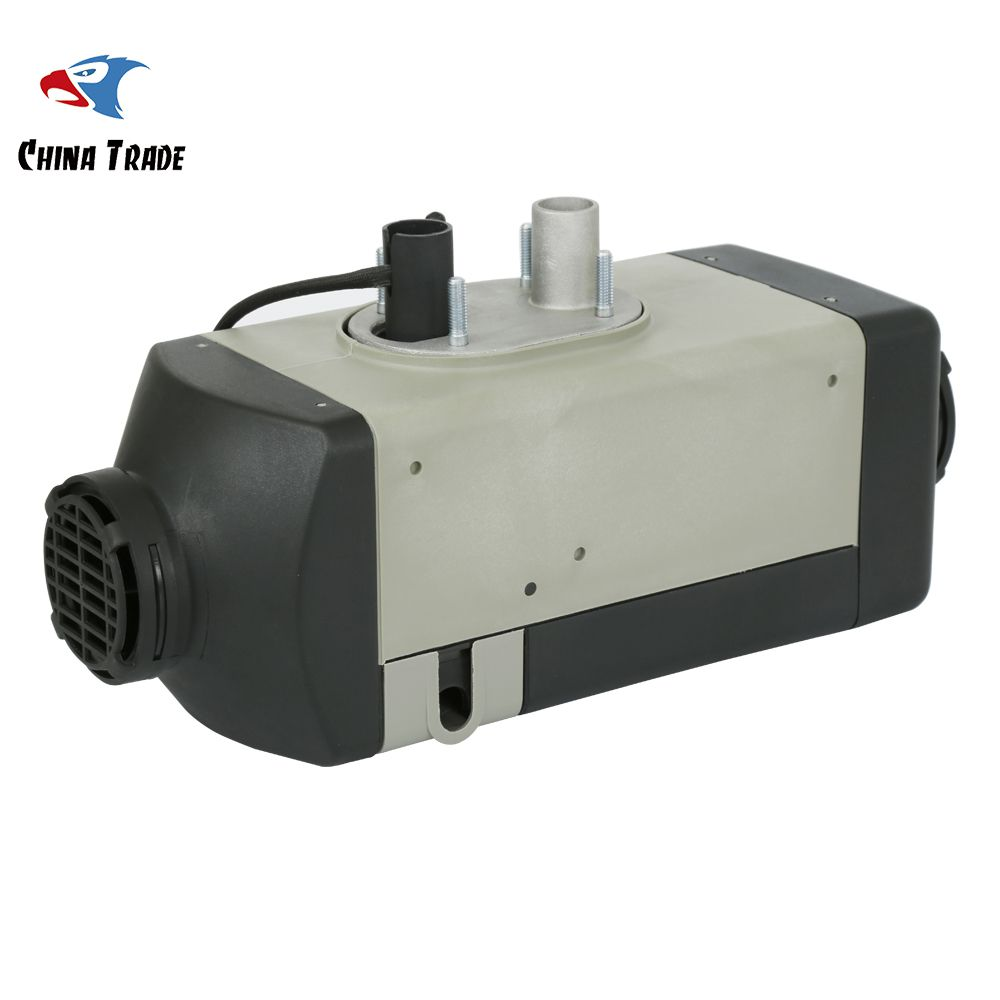 Black and gray Belief engine preheater 2kw diesel 12v air parking heater for trucks boat cabin camper RV bus with 2 years warranty
