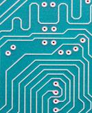 Printed circuit board inferior 40% and below