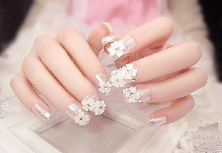Plastic nail cover Can be customized durable
