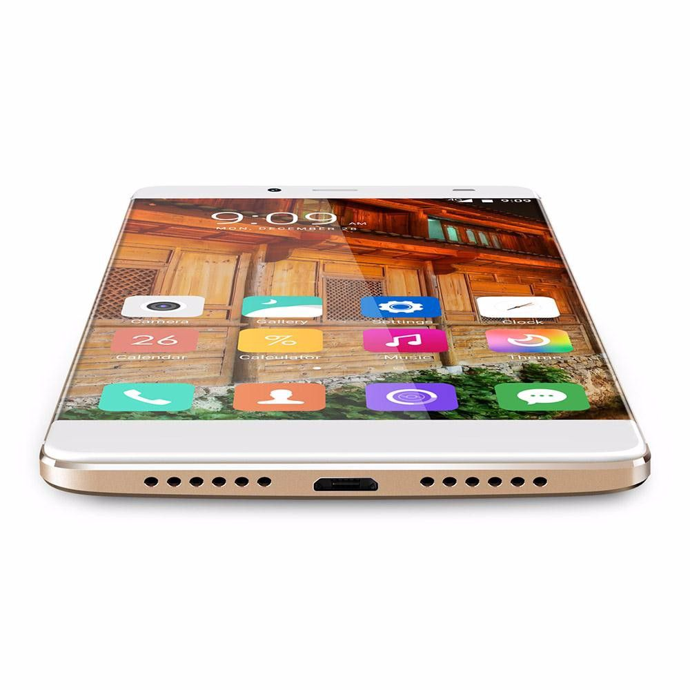 Elephone S3 5.2 inch 2.5D Arc FHD 4G LTE 64bit MTK6753 Octa Core 3GB 16GB Android 6.0 13.0MP Touch ID Cell phone
