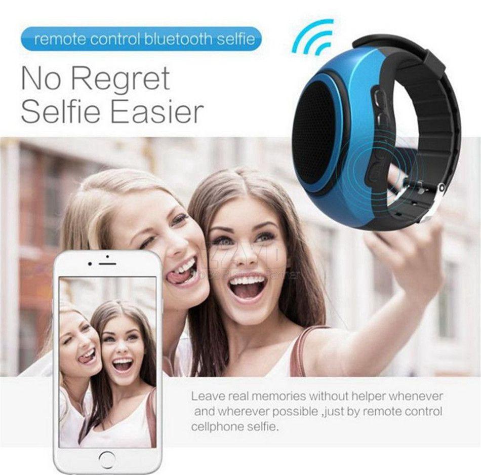 ZZYD B20 Mini Bluetooth Speaker Bass Smart Watch Bluetooth Wireless Universal For Music Player With TF Card.