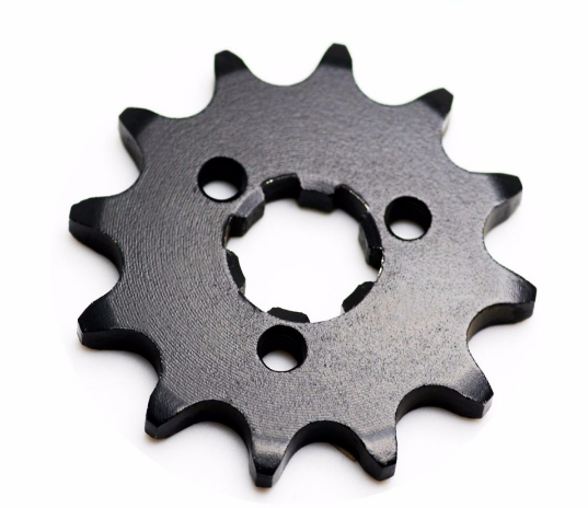 Motorcycle Spare Parts Chain Sprocket Steel Material Front Sprocket