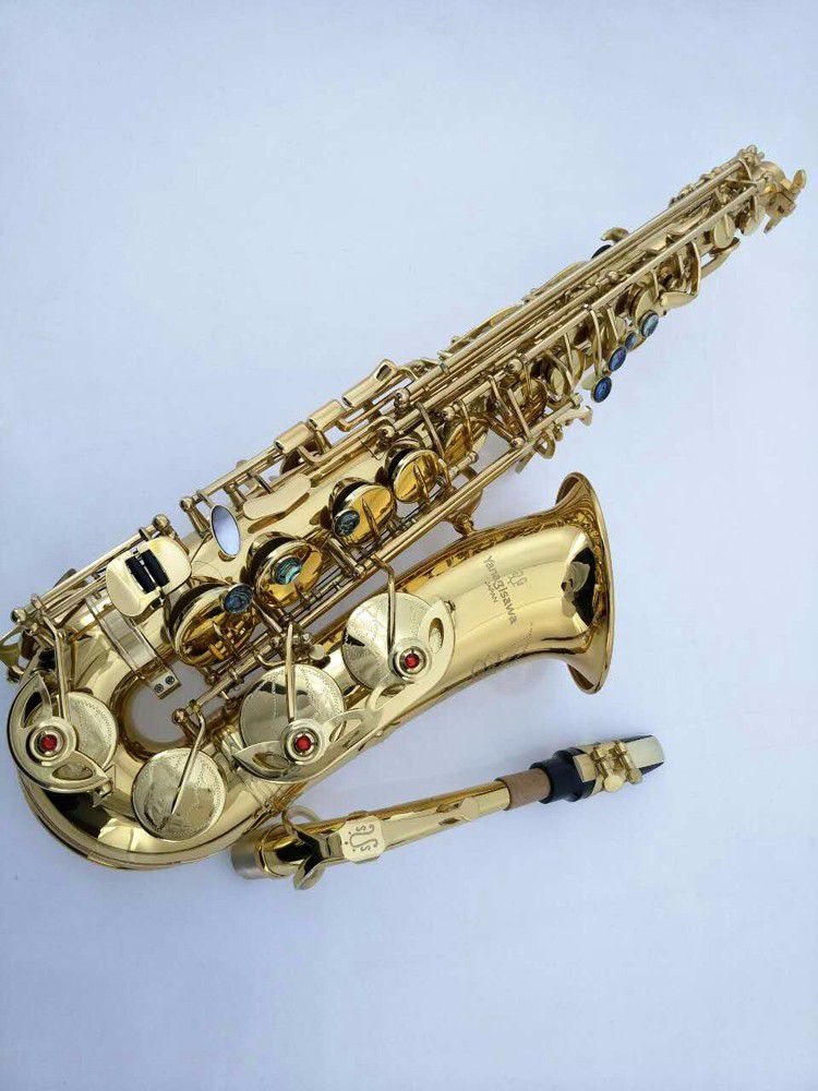 NEW A-992 E-flat Alto saxophone / sax musical instrument nation free shipping