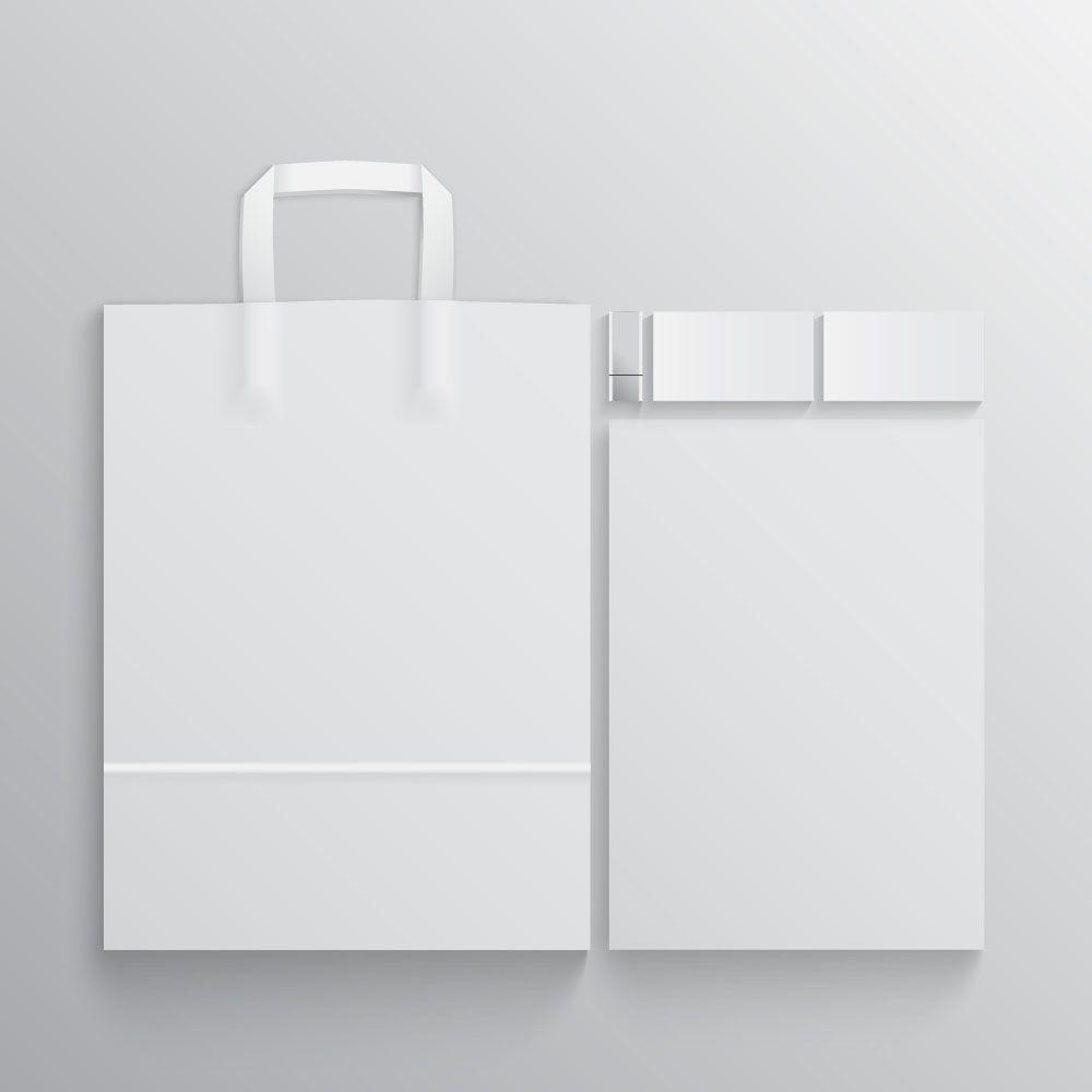 Paper bag customizable