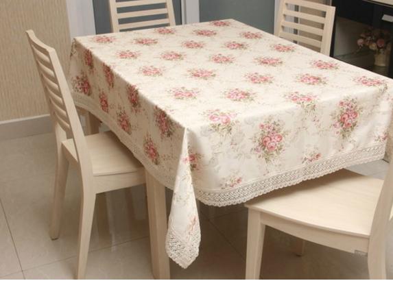 Plastic tablecloth Customizable