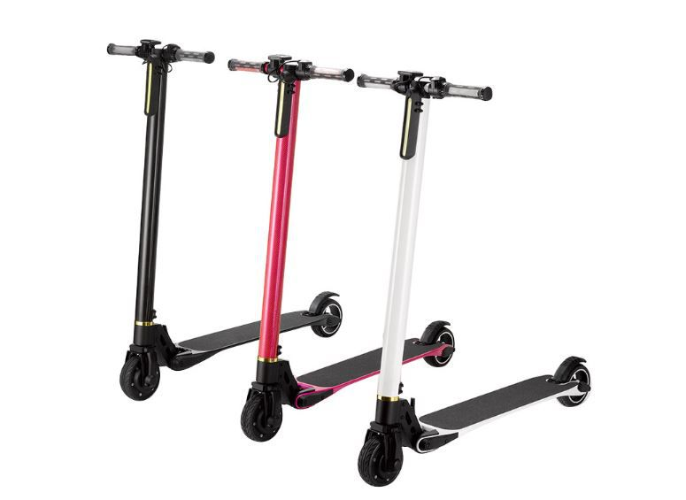 5 inch foldable electric scooter
