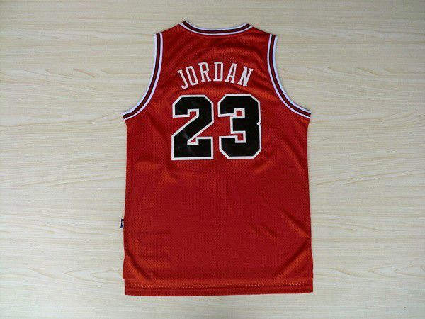 online store a50df 7a965 Chicago 23 Michael Jordan Basketball Jersey Quality Rev 30 ...