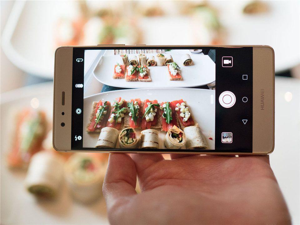 "Original Huawei P9 MobilePhone 5.2"" ingerprint Hisilicon Kirin955 Octa Core 3GB 32GB/ EMUI 4.1 12.0MP 1920*1080"