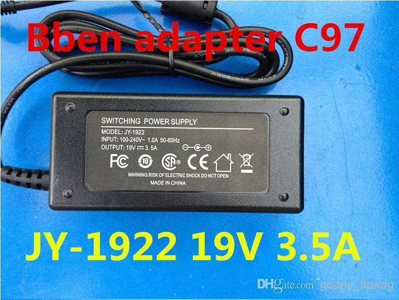 2015 Hot Sale Power Adapter JY-19220 19V2.2A Original Binding Bben C97 S16 S10 T16 C10 A8 jy-19220 Tablet Switching Power Supply