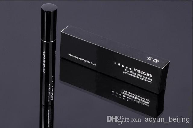 free shipping new hot makeup VOIUME+IENGTH+CURI mascara black (240 pcs)