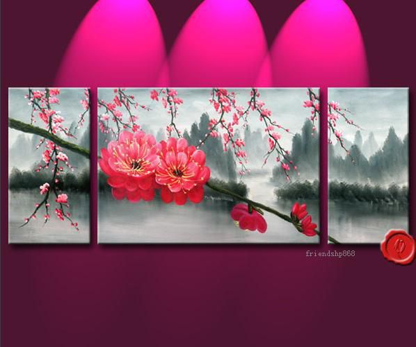 wholesale oil painting Modern abstract art canvas adornment A254