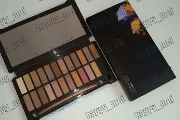 Factory Direct!60 Pieces/Lot New Makeup NO:4 Palette 24 Colors Eyeshadow!
