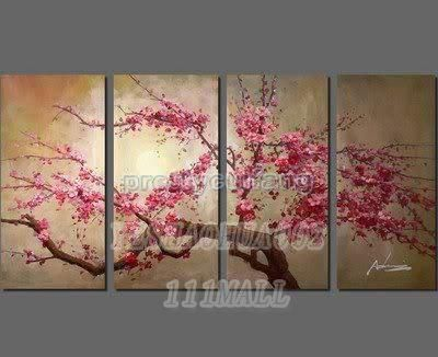 large oil paintings canvas pictures home decoration Modern abstract Oil Painting wall art B905 wholesale
